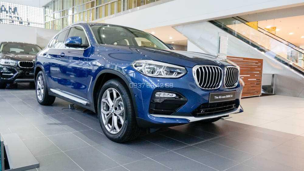 giá xe BMW X4 2019