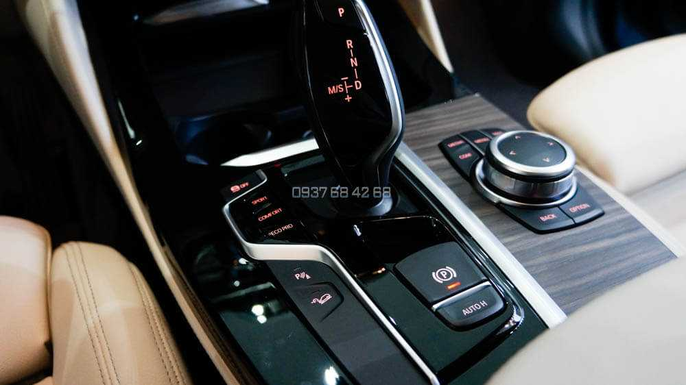 hộp số xe BMW X4