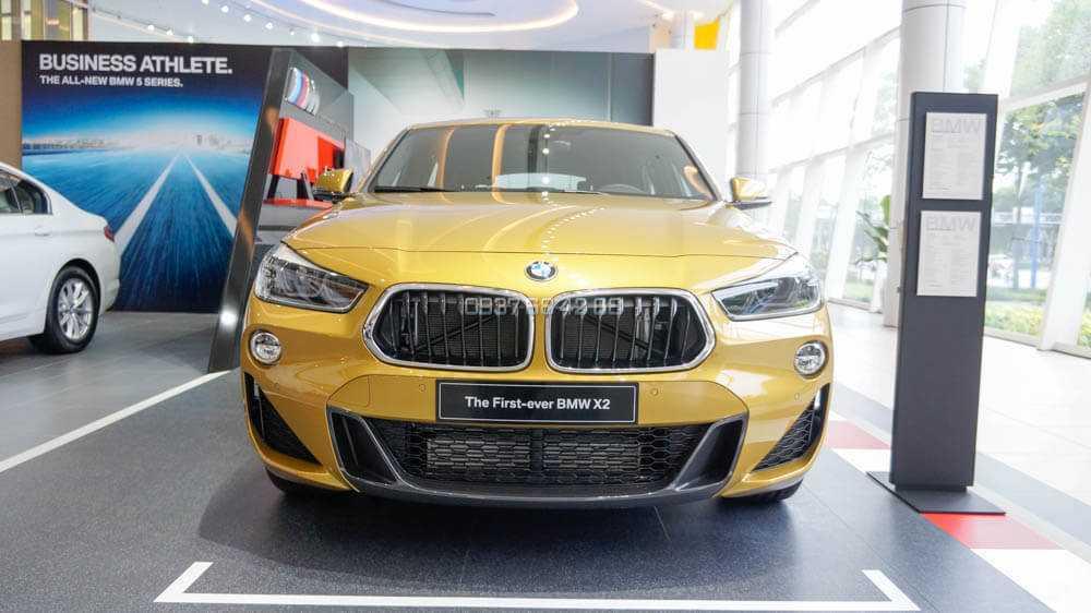 xe BMW X2 giá tốt