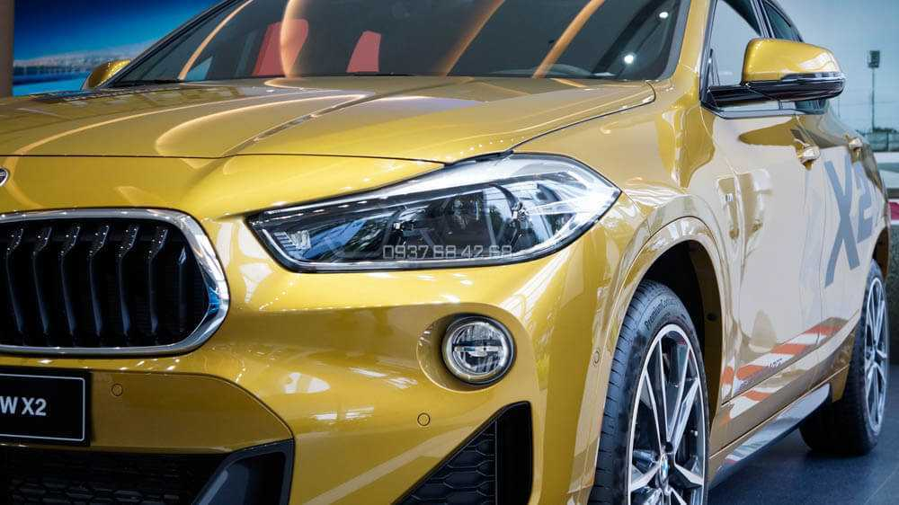 đèn xe BMW X2