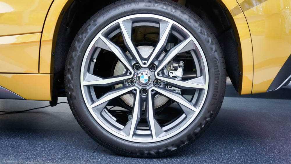 mâm xe BMW X2