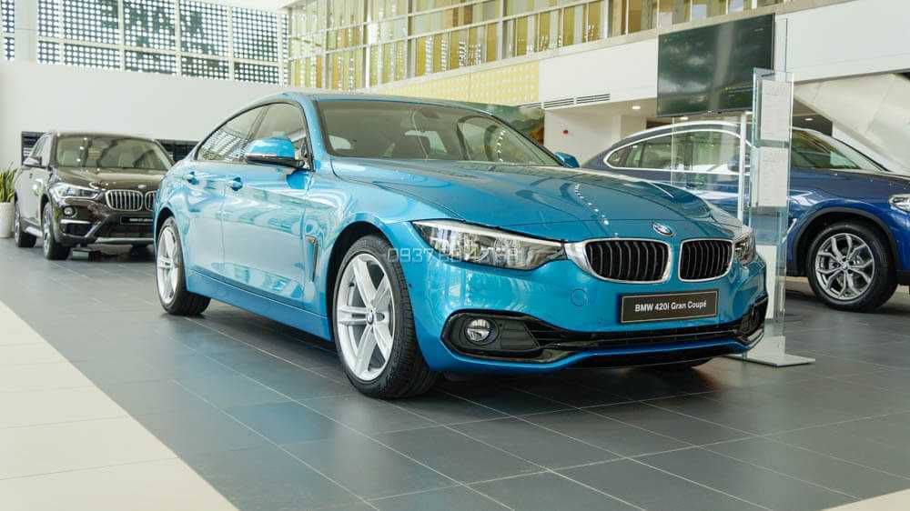 xe BMW 420i Gran Coupe