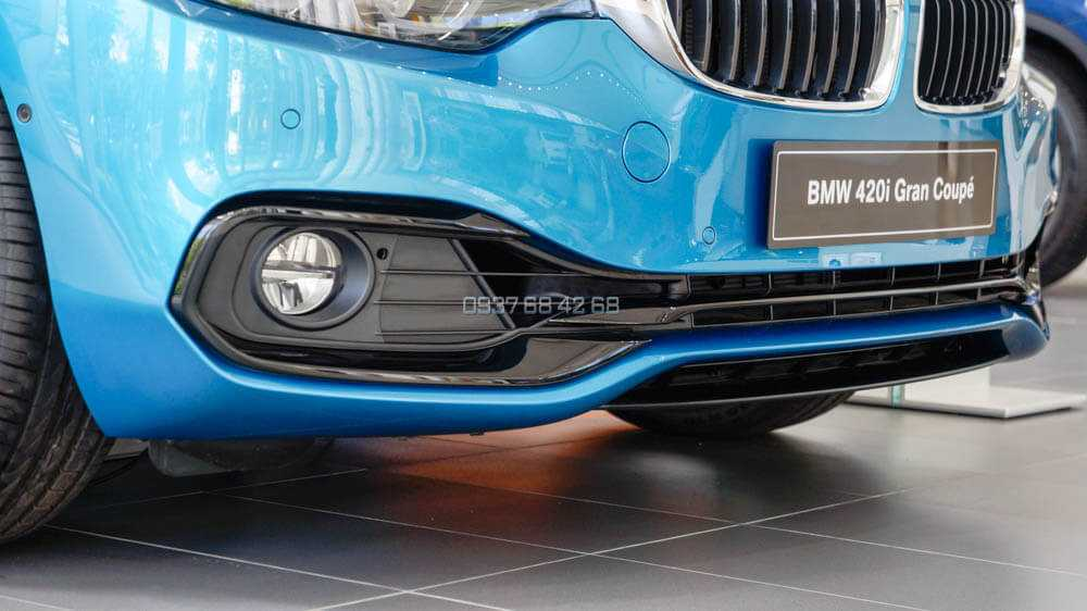 giá xe BMW 420i Gran Coupe