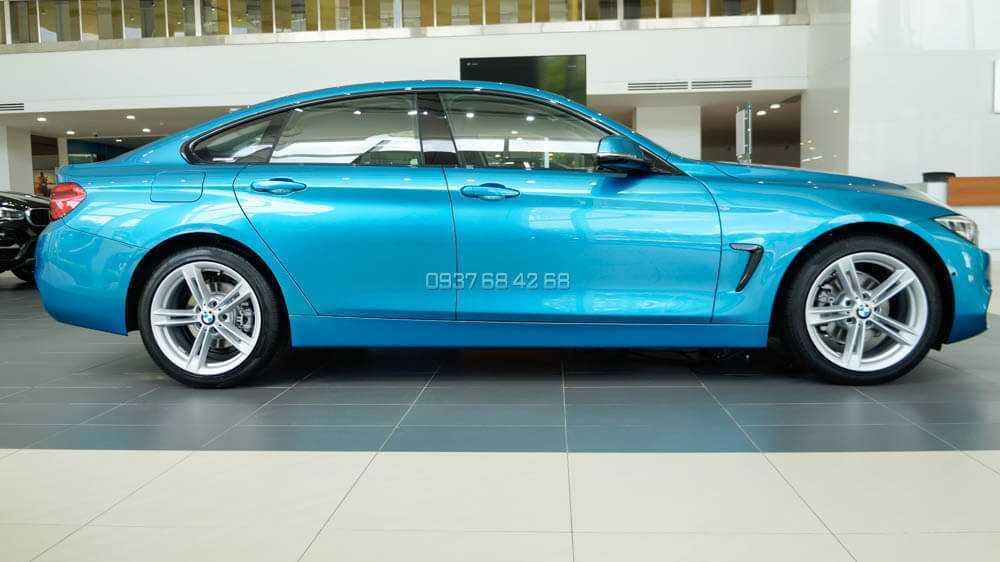 gia xe BMW 420i Gran Coupe