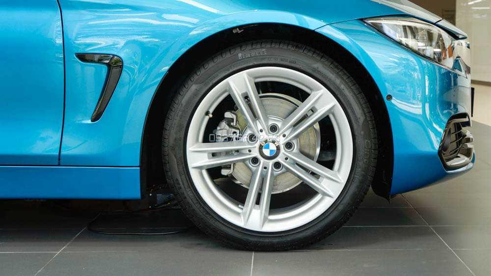 Giá BMW 420i Gran Coupe