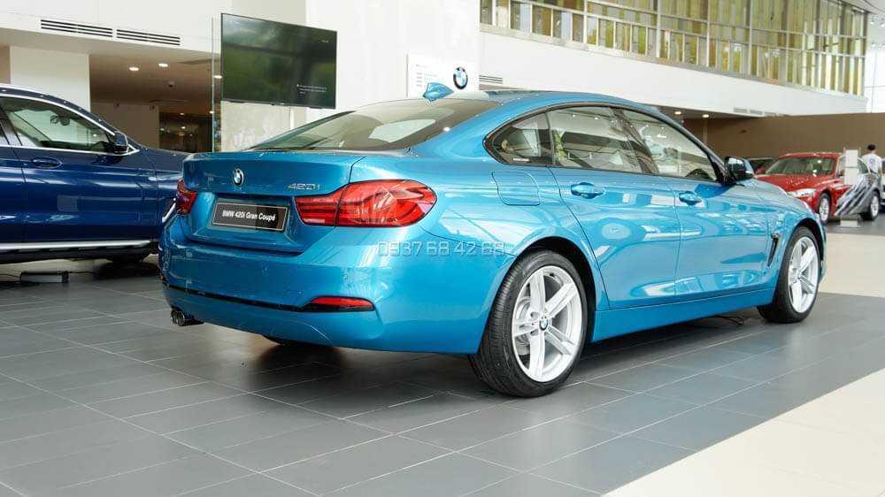 Gia xe BMW 420i