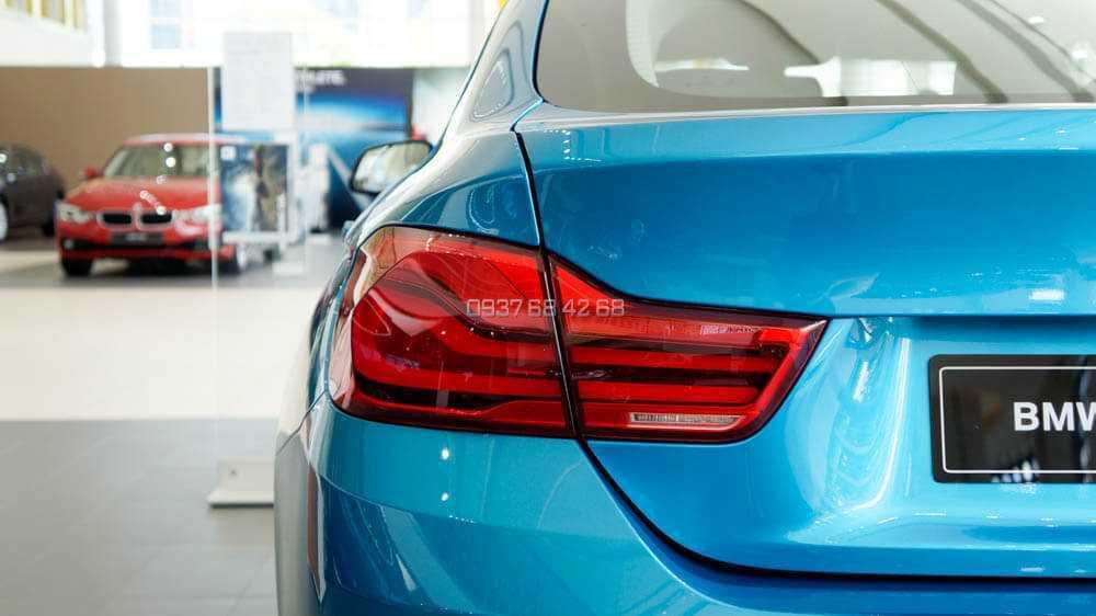 đèn hậu xe BMW 420i Gran Coupe 2019