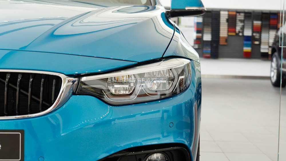 đèn xe BMW 420i Gran Coupe 2019