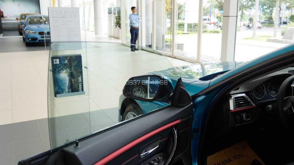 cửa xe BMW 420i Gran Coupe 2019