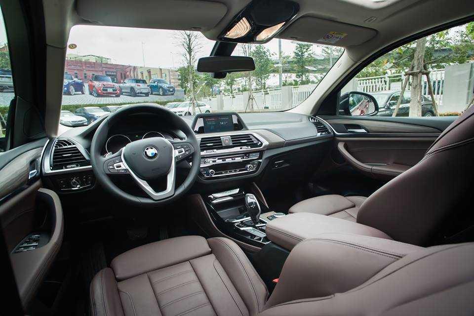 nội thất BMW X4
