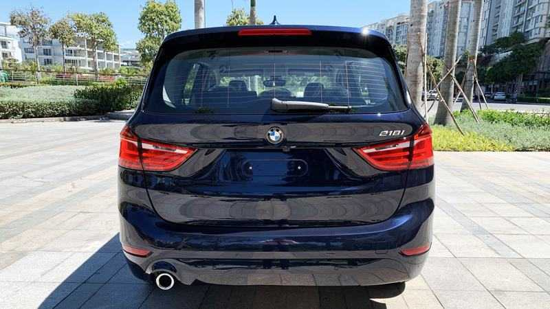 Review nhanh thiết kế BMW 218i 2019