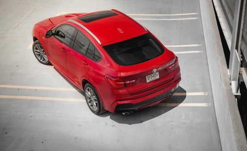 Đánh giá cảm giác lái BMW X4 2020