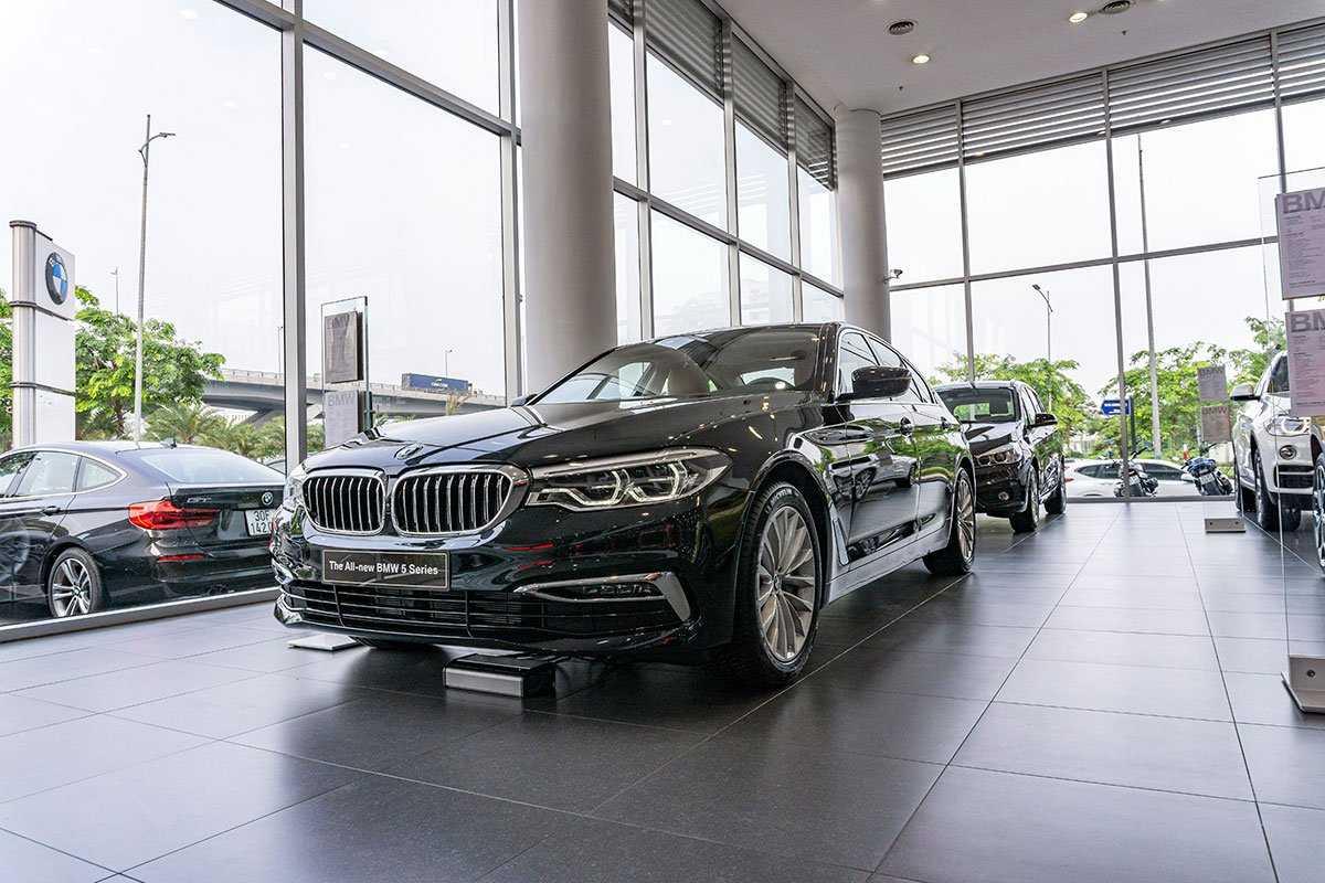 Đánh giá nhanh giá bán BMW 530i 2020