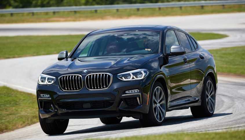 Bảng màu của BMW X4 2020 có gì