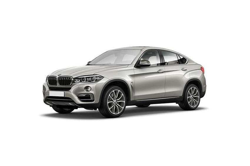 Bảng màu của BMW X6 2020 có gì