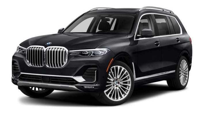Bảng màu của BMW X7 2020 có gì?