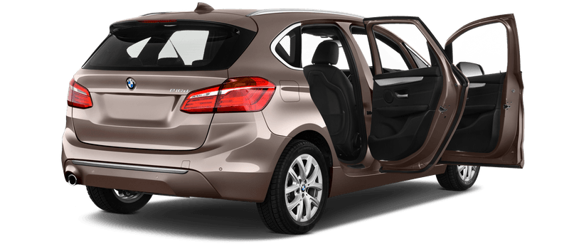 Bảng màu của BMW 218i 2020 có gì