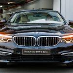 Đánh giá nhanh ngoại thất BMW 530i 2020